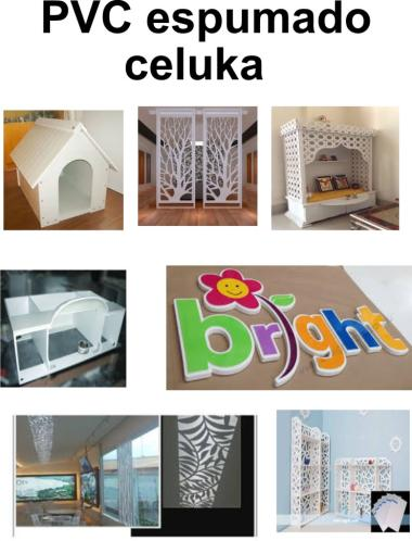 PVC espumado CELUKA 10 mm. art. 9363